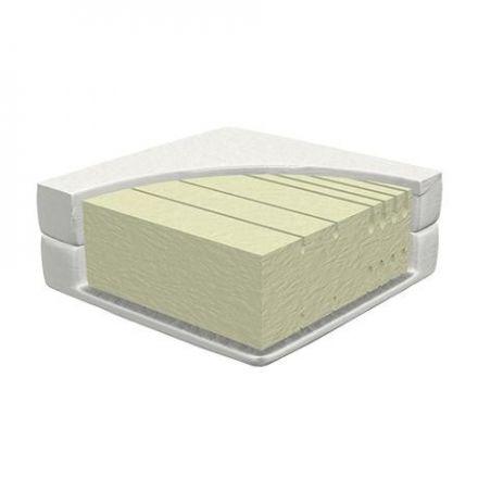 70900 LIFETIME matras met 5 comfort zones. Maat 90x190cm.
