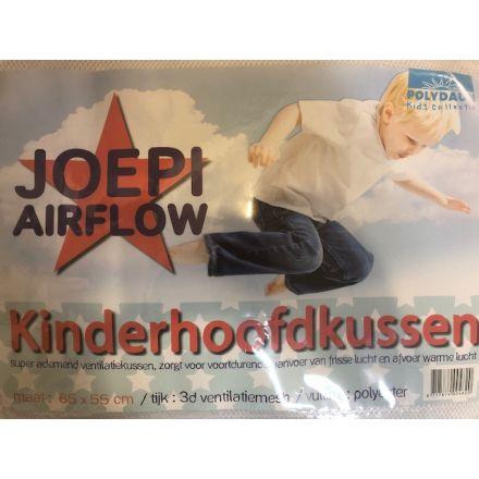 Joepi Airflow mijn eerste kussen. 60x70 cm. hoofdkussen.